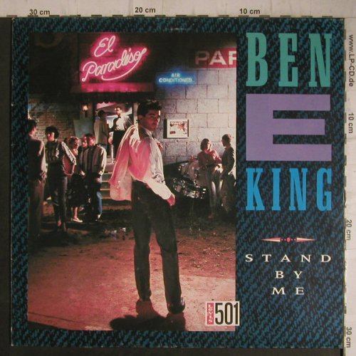 King,Ben E.: Stand By Me+2, Atlantic(786 752-0), D, 1987 - 12inch - F7365 - 3,00 Euro