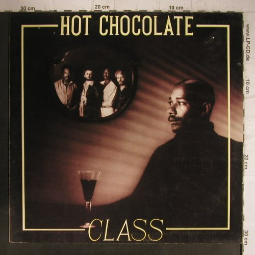 Hot Chocolate: Class, RAK(074-64 174), NL, 1980 - LP - F8115 - 5,00 Euro