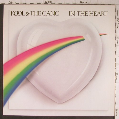 Kool & The Gang: In The Heart, De-Lite(813 386-1), D, 1983 - LP - F8276 - 5,50 Euro