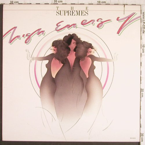 Supremes: High Energy, co, Motown(M6-863S1), US, 1976 - LP - F8458 - 6,50 Euro