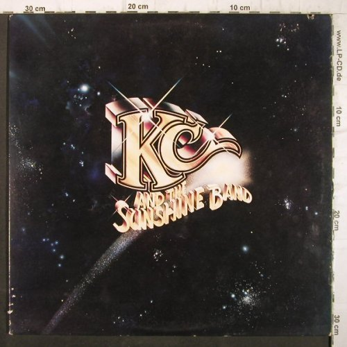 KC & The Sunshine Band: Who Do Ya Love, co, T.K. Records 607(0798), US, 1978 - LP - F9084 - 7,50 Euro