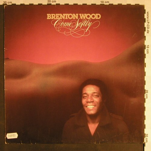 Wood,Brenton: Come Softly, m-/vg+, Cream(INT 153.702), D, 1977 - LP - F9342 - 5,00 Euro