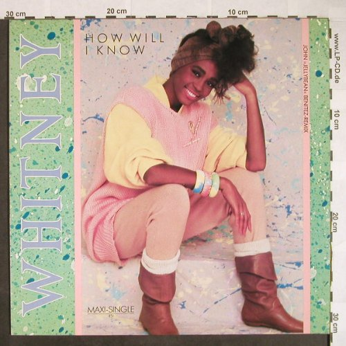 Houston,Whitney: How Will I Know*3, Arista(607952), D, 1985 - 12inch - F9846 - 4,00 Euro