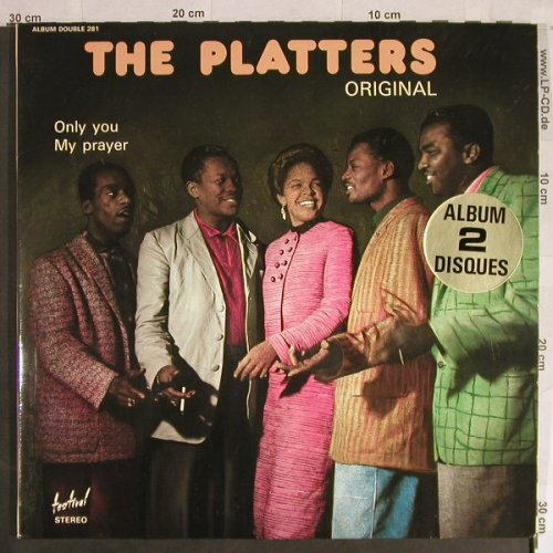 Platters: Original, Only my prayer, Foc, Festival(281), F, 1977 - 2LP - H1126 - 7,50 Euro