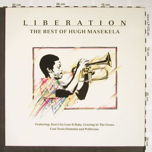 Masekela,Hugh: Liberation-The Best Of, Jive(6.26844 AP), D, 1988 - LP - H1680 - 7,50 Euro
