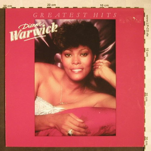 Warwick,Dionne: Greatest Hits, m-/vg+, FUN(FUN 9037), , Ri,  - LP - H26 - 5,00 Euro