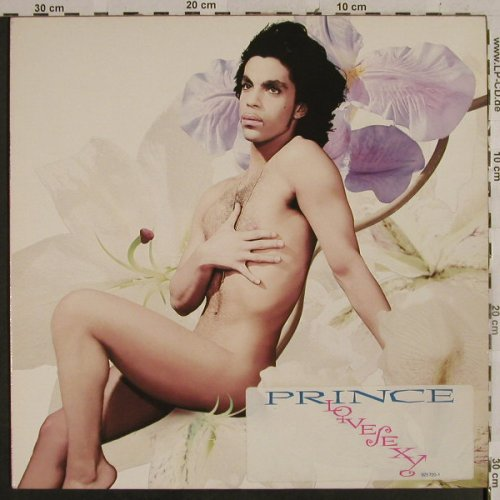 Prince: Lovesexy, WB(925 720-1), D, 1988 - LP - H2778 - 7,50 Euro