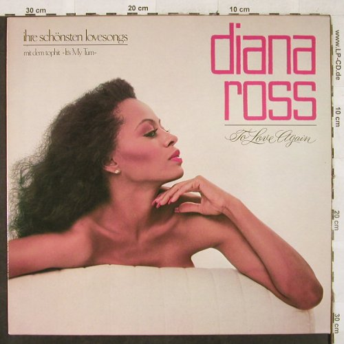 Ross,Diana: To Love Again, Bellaphon(260 15 020), D, 1981 - LP - H3291 - 5,00 Euro