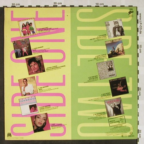 V.A.Dance Mix Dance Hits: Vol.4-Jones Girls...Weather Girls, Epic(DM 4), UK, 1984 - LP - H4268 - 4,00 Euro