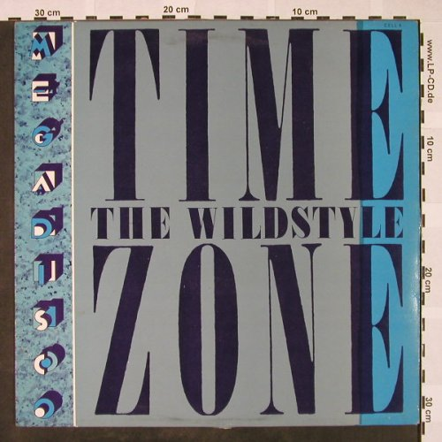 Time Zone: The Wildstyle *2, vg+/vg+, Celluloid(CELL 4 /0822697), D,  - 12inch - H4297 - 3,00 Euro