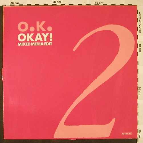 Seven Eleven: O.K. Okay, Miced media edit(mix), West Side(50-3760), D, m-/vg+, 1987 - 12inch - H4393 - 4,00 Euro