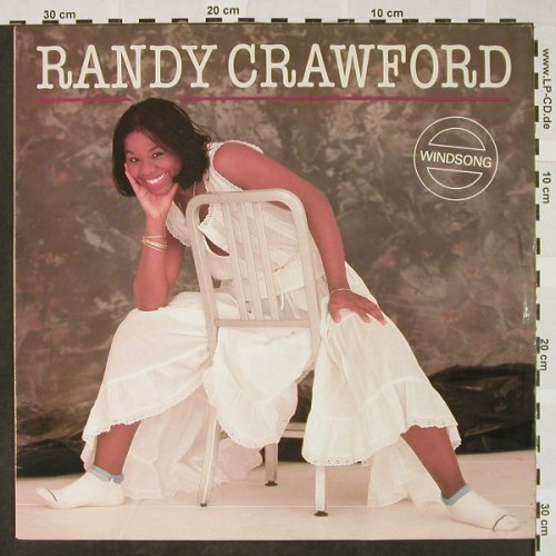 Crawford,Randy: Windsong, WB(K 57 011), D, 1982 - LP - H4415 - 6,00 Euro