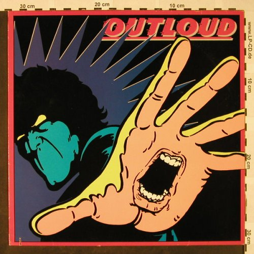 Outloud: Same, WB(925 632-1), D, co, 1987 - LP - H4489 - 6,00 Euro