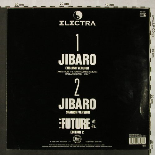 Electra: Jibaro *2+1, ffrr(886 326-1), D, 1981 - 12inch - H4760 - 2,50 Euro