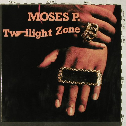Moses P.: Twilight Zone*3(twilight-A-Mix), Logic(611 943), D, 1989 - 12inch - H5168 - 10,00 Euro