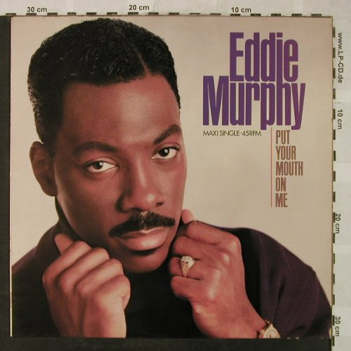 Murphy,Eddie: Put your mouth on me *4, CBS(65500 6), NL, 1989 - 12inch - H5337 - 3,00 Euro