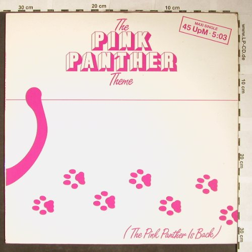 Useless Tone Control: The Pink Panther Theme/DooggieRock, Transparent(80 2017-1), D, 1986 - 12inch - H5555 - 5,00 Euro