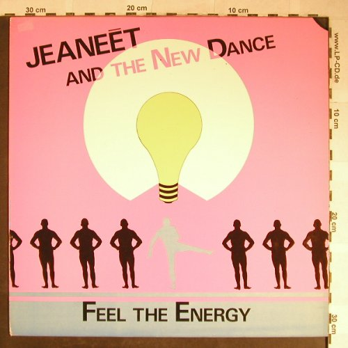 Jaeneet and the New Dance: Feel the Energie*3, Neighborhood(NBD 002), US, CO,  - 12inch - H5584 - 4,00 Euro