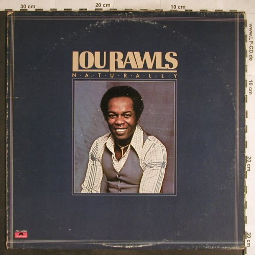 Rawls,Lou: Naturally, m-/vg+, Polydor(PD-1-6086), US, 1976 - LP - H6659 - 9,00 Euro