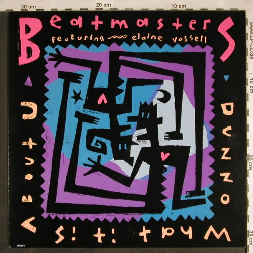 Beatmasters: Dunno What It Is *6, Epic(658001 6), , 1991 - 12inch - H8153 - 3,00 Euro