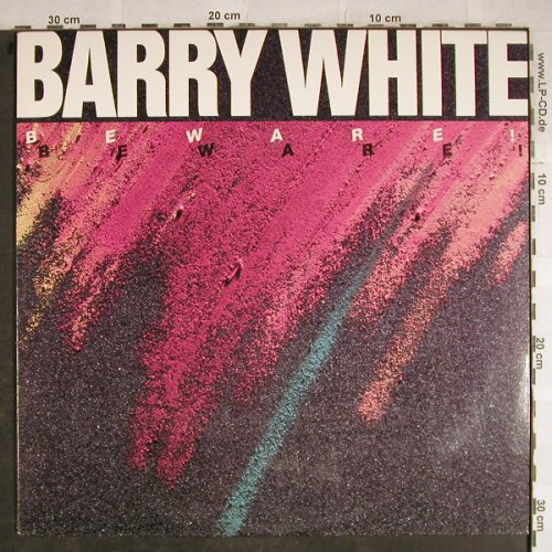 White,Barry: Beware!, Unlimited Gold(0746437176102), US, 1981 - LP - H8609 - 7,50 Euro