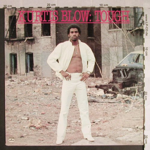 Blow,Kurtis: Tough/Juice +3, Mercury(MX-1-505), US, 1982 - 12inch - H881 - 6,00 Euro
