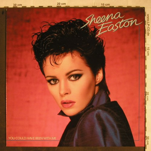 Easton,Sheena: You Could Have Been With, EMI(1A 064-07547), NL, 1981 - LP - H9252 - 5,50 Euro