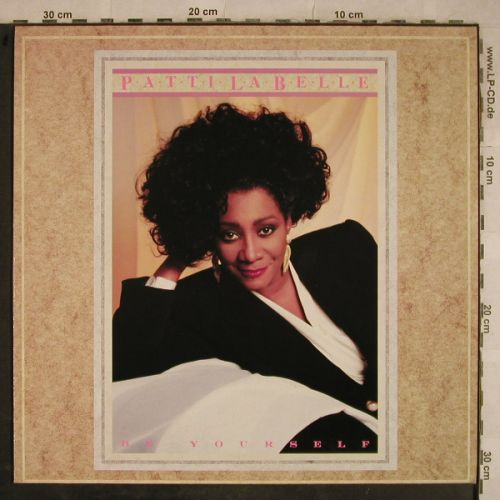 La Belle,Patti: Be Yourself, MCA(256 392-1), D, 1989 - LP - H9661 - 4,00 Euro