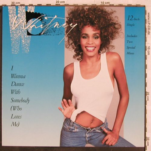 Houston,Whitney: I Wanna Dance With Somebody...*2+1, Arista(609 008), D, 1987 - 12inch - H9742 - 3,00 Euro