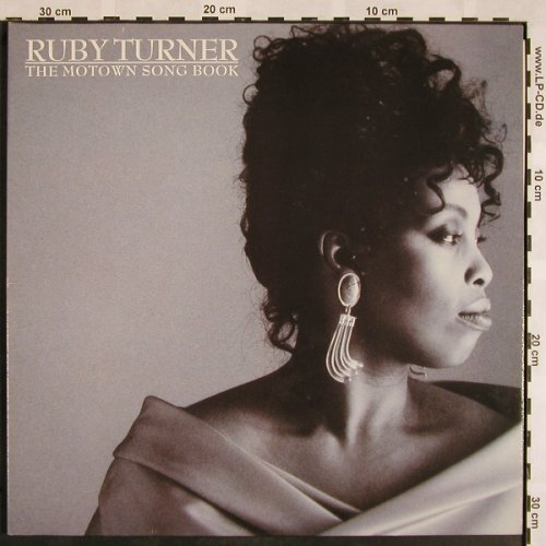 Turner,Ruby: The Motown Song Book,Foc, Jive(6.26891 AP), D, 1988 - LP - X1037 - 6,00 Euro