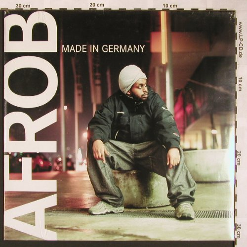 Afrob: Made In Germany, FS-New, Four Music(FOR 1012), D, 2001 - 12inch - X1552 - 6,00 Euro