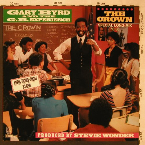 Byrd,Gary & G.B.Experience: The Crown*2, Motown(120 15 027), D, 1983 - 12inch - X2116 - 3,00 Euro