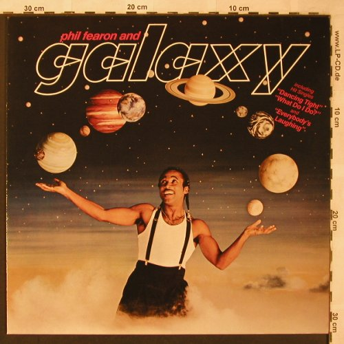 Fearon,Phil and Galaxy: Same, Island(206 345-620), D, 1984 - LP - X2130 - 6,00 Euro