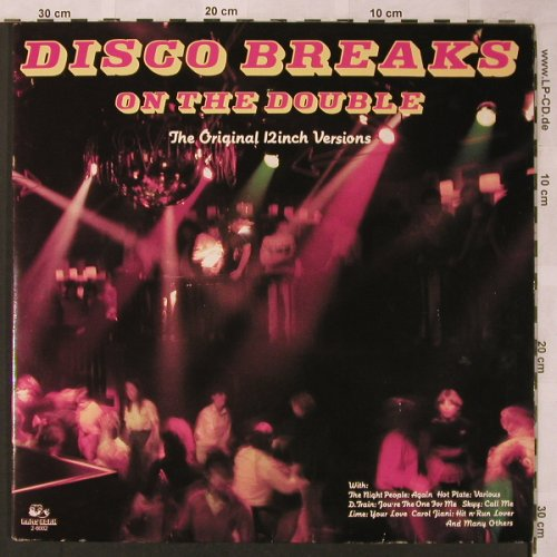 V.A.Disco Breaks on the Double: Skyy...Boots Clements, Foc, Ramshorn(2-6002), NL, 1982 - 2LP - X2133 - 7,50 Euro