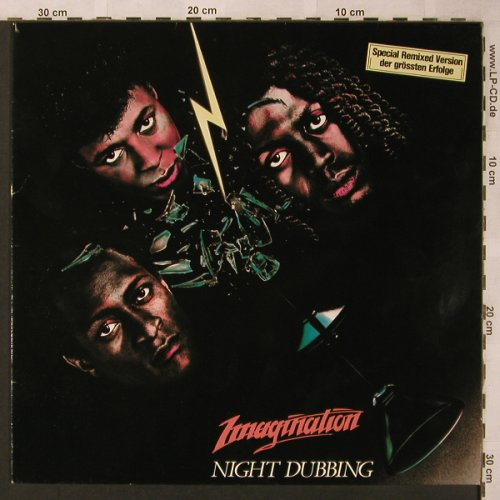 Imagination: Night Dubbing, Red Bus Music(205 443-270), D, 1983 - LP - X2144 - 6,00 Euro