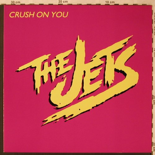 Jets: Crush on you /Right before my eyes, MCA(258 671-1), D, 1986 - 12inch - X2160 - 3,00 Euro