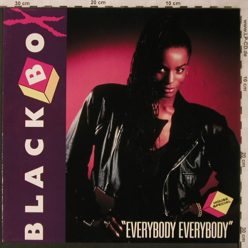 Black Box: Everybody Everybody*2/Dreamland, Polydor(877 423-1), D, 1990 - 12inch - X2196 - 3,00 Euro