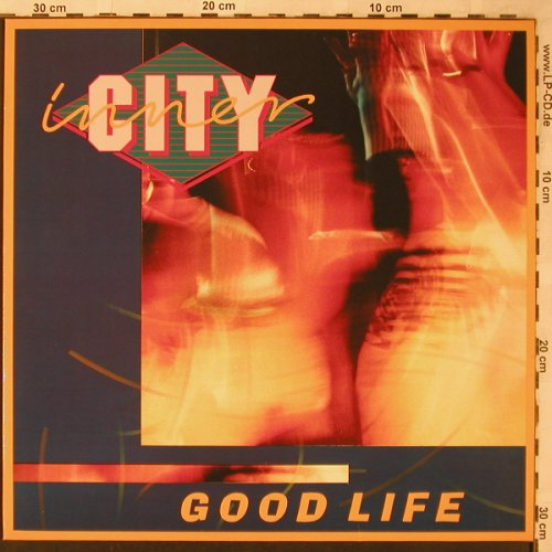 Inner City: Good Life *2 / Big Fun, 10 Rec.(611 921-213), D, 1988 - 12inch - X2209 - 3,00 Euro