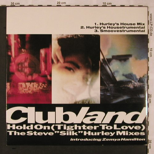 Clubland: Hurley's House Mix, ZYX/BTECH(ZYX 6592-12), D, 1991 - 12inch - X2278 - 4,00 Euro