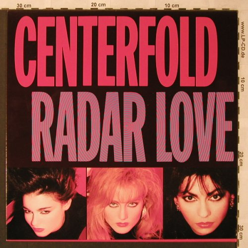 Centerfold: Radar Love *2 (club/dub), Injection(234.788), D, 1986 - 12inch - X2635 - 4,00 Euro
