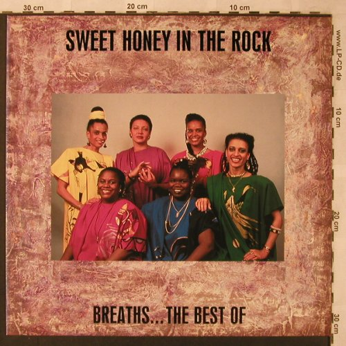 Sweet Honey In The Rock: Breaths...The Best of, Entente(833 088-928), D, 1988 - LP - X2648 - 7,50 Euro