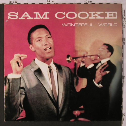 Cooke,Sam: Wonderful World, All Round Trading(DLP 2-799), D, 1986 - 2LP - X2776 - 6,50 Euro