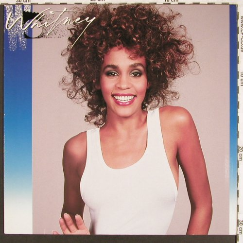 Houston,Whitney: Whitney, Arista(208 141), D, 1987 - LP - X3304 - 5,00 Euro