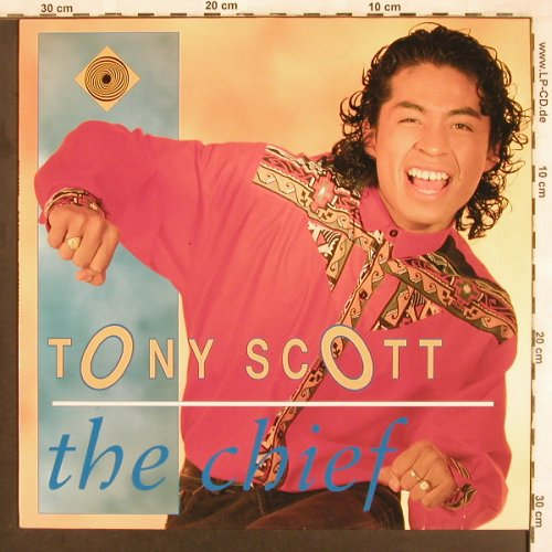 Scott,Tony: The Chief, m-/vg+, BCM(33388), D,  - LP - X3662 - 7,50 Euro