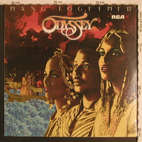 Odyssey: Hang Together, FS-New, RCA(PL 13526), D, 1980 - LP - X4375 - 12,50 Euro