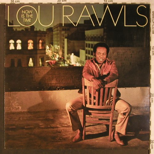 Rawls,Lou: Now Is The Time, Epic(EPC 85 193), NL, 1982 - LP - X4524 - 7,50 Euro