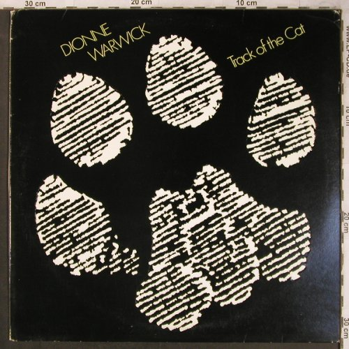 Warwicke,Dionne: Track of the Cat, WB(K56178), UK, 1975 - LP - X4525 - 12,50 Euro