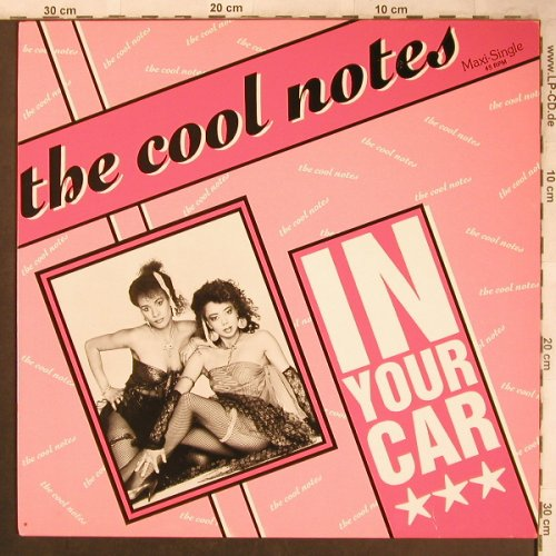 Cool Notes: In Your Car +2, Intercord(INT 125.232), D, 1985 - 12inch - X4586 - 4,00 Euro