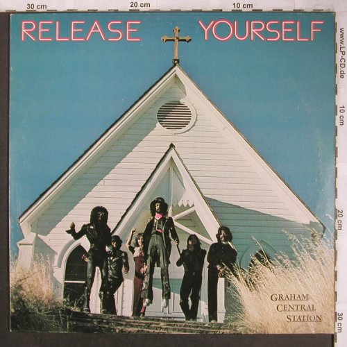 Graham Central Station: Release Yourself, WB(WB 56062), D, 1974 - LP - X4624 - 17,50 Euro