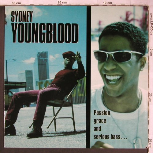 Youngblood,Sydney: Passion grace and serious bass..., Circa 16/Virgin(211 790), D, 1991 - LP - X4761 - 6,00 Euro